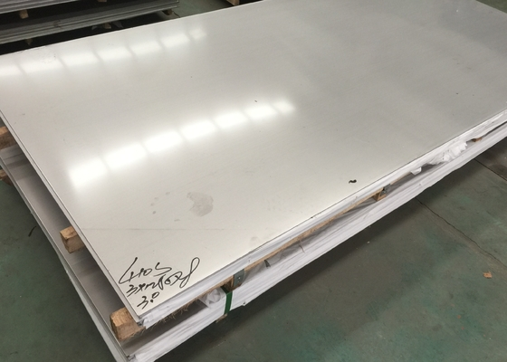 Ferritic JIS SUS410S Hot And Cold Rolled Stainless Steel Sheet And Plate